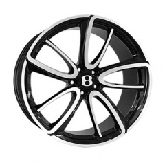 Replica BN1040R GLOSS-BLACK-WITH-MATTE-POLISHED_FORGED