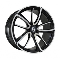 Replica FORGED BN1040L GLOSS-BLACK-WITH-MATTE-POLISHED_FORGED