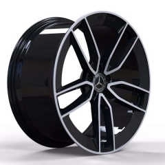 Replica FORGED MR399B GLOSS-BLACK-WITH-MACHINED-FACE_FORGED