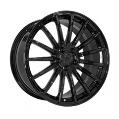 Vissol Forged F-002 GLOSS-BLACK