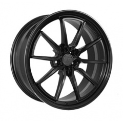 Vissol Forged F-1032 SATIN-BLACK