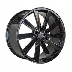 Vissol Forged F-1041L GLOSS-BLACK