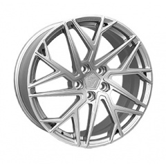 Vissol Forged F-1054L SATIN-SILVER
