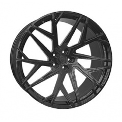 Vissol Forged F-1054R GLOSS-BLACK