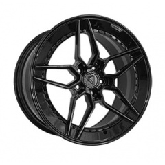 Vissol Forged F-1074 GLOSS-BLACK