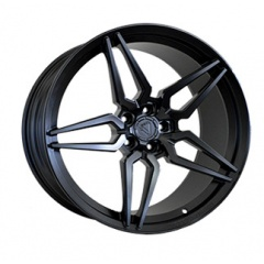 Vissol Forged F-1074 SATIN-BLACK