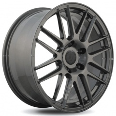 Vissol Forged F-308 GLOSS-GRAPHITE
