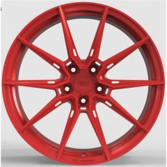 WS FORGED WS2105 MATTE_RED_FORGED