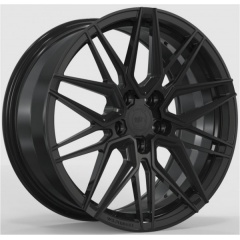 WS FORGED WS2117 SATIN_BLACK_FORGED