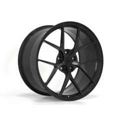 WS FORGED WS2163 SATIN_BLACK_FORGED