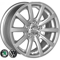 Zorat Wheels ZW-3102 Sil
