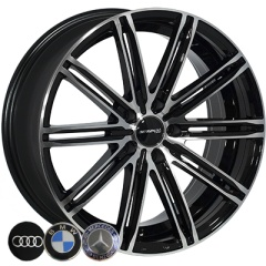 Zorat Wheels ZW-3303 BP