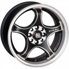 Zorat Wheels ZW-395 BP/M