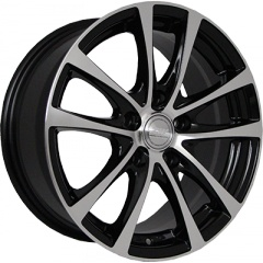 Zorat Wheels ZW-6207 BP