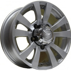 Zorat Wheels ZW-740 Sil
