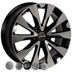 Zorat Wheels ZW-7727 BP