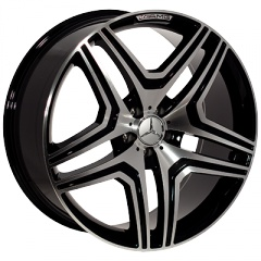 Zorat Wheels ZW-BK206 BP