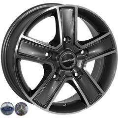 Zorat Wheels ZW-BK473 GP