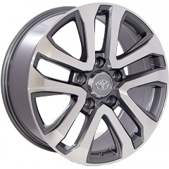 Zorat Wheels ZW-BK5118 GP