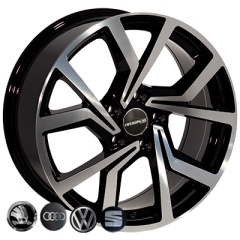 Zorat Wheels ZW-BK5125 BP