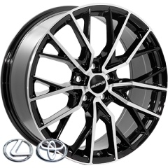 Zorat Wheels ZW-BK5137 BP