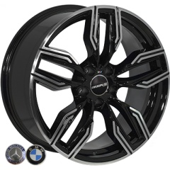 Zorat Wheels ZW-BK5181 BP