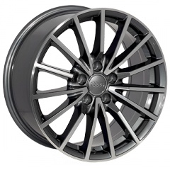 Zorat Wheels ZW-BK5246 GP