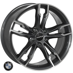 Zorat Wheels ZW-BK5255 GP