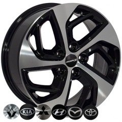 Zorat Wheels ZW-BK5312 BP