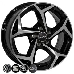 Zorat Wheels ZW-BK5340 BP