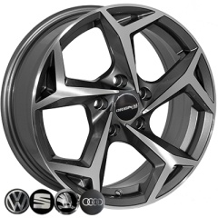 Zorat Wheels ZW-BK5340 GP