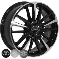 Zorat Wheels ZW-BK5342 BP