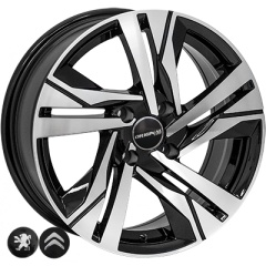 Zorat Wheels ZW-BK5543 BP