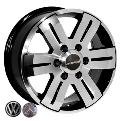 Zorat Wheels ZW-BK562 BP