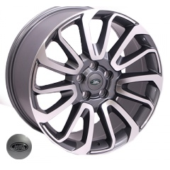 Zorat Wheels ZW-BK565 GP