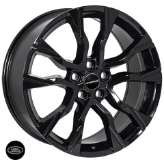 Zorat Wheels ZW-BK5755 BLACK