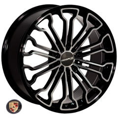Zorat Wheels ZW-BK601 BP