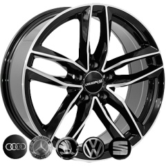 Zorat Wheels ZW-BK690 BP