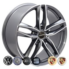 Zorat Wheels ZW-BK690 GP