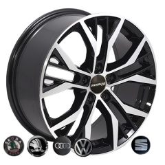 Zorat Wheels ZW-BK713 BP