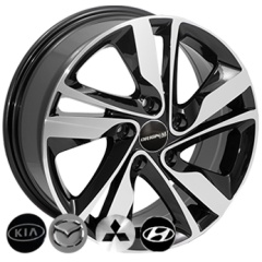 Zorat Wheels ZW-BK813 BP