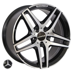 Zorat Wheels ZW-BK967 BP