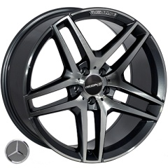 Zorat Wheels ZW-BK967 GP