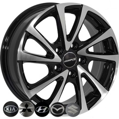 Zorat Wheels ZW-D2026 MB
