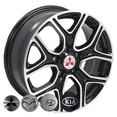 Zorat Wheels ZW-D5133 MB