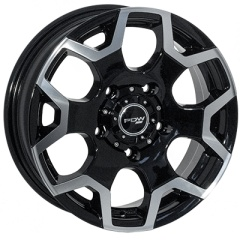Zorat Wheels ZW-D6049 MB